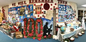 St Ippolyts Primary Reflect on Remembrance