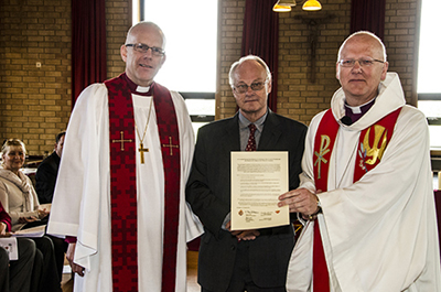 The Bishop of Linköping and the Bishop of St Albans