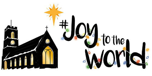 Joy to the World | Church and star