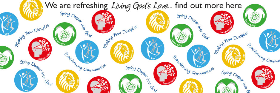 Refreshing Living God's Love
