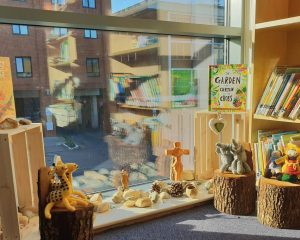 St John's, Watford Find Space to Reflect