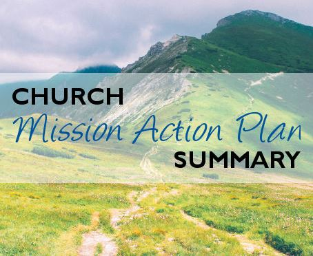 Church Mission Action Plan Summary