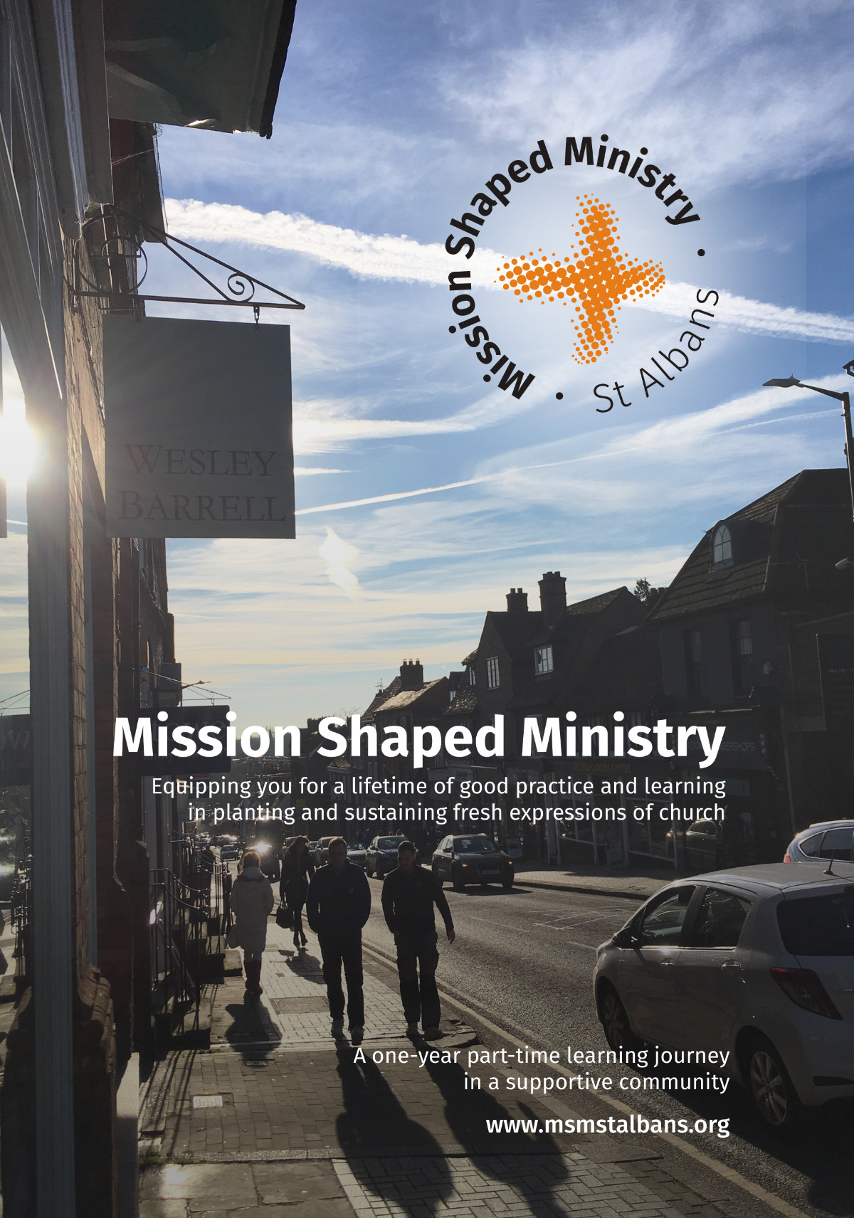Mission Shaped Ministry | St Albans