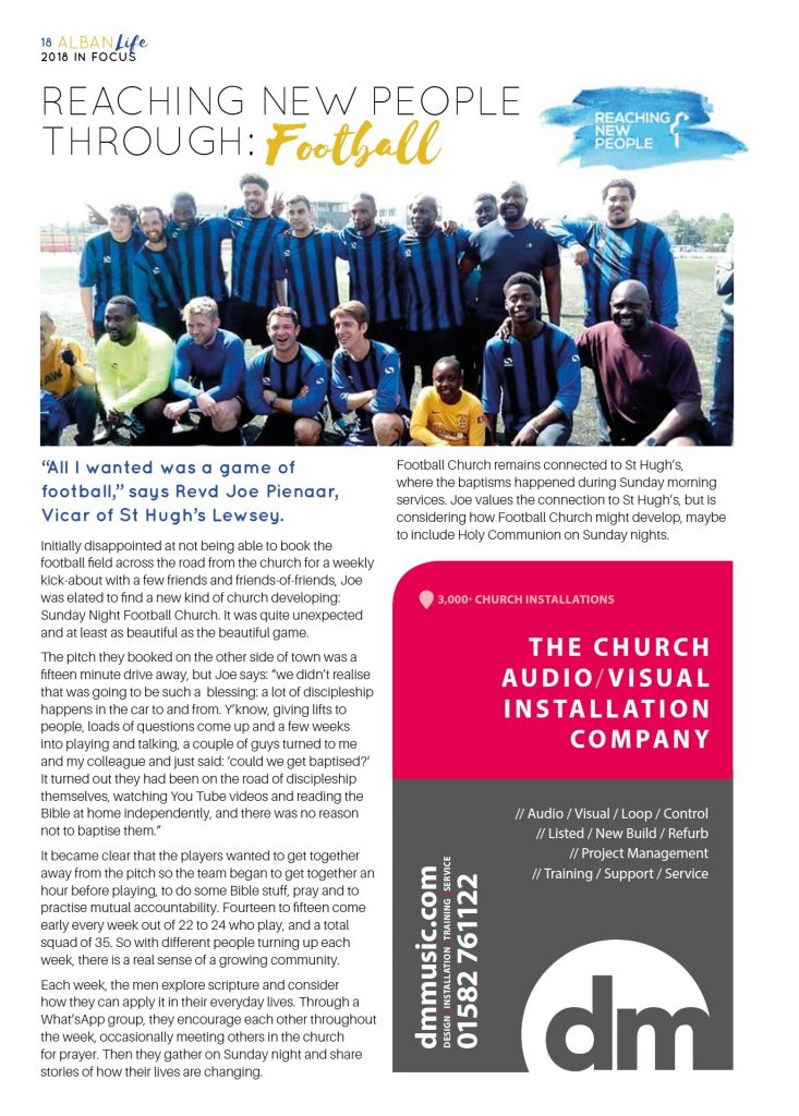 Diocesan Annual Report 2018