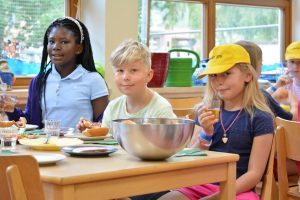 St. Augustine's Pupils visit Eitorf School in Germany