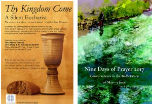 Nine Days of Prayer & Thy Kingdom Come books