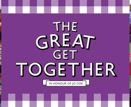The Great Get Together | In honour of Jo Cox