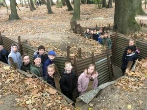 St Giles' Visit to Ypres and Northern France