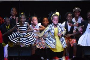 Edwinstree Middle School Welcome Watoto Choir to their School.